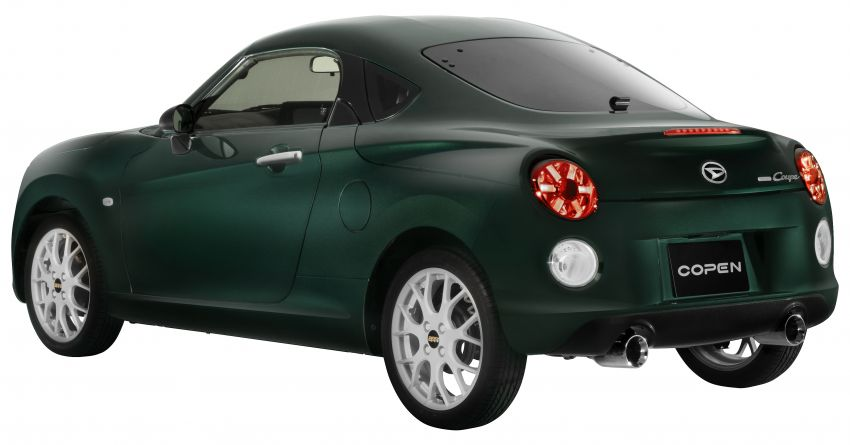 Daihatsu Copen Coupe goes on sale – only 200 units Image #904523