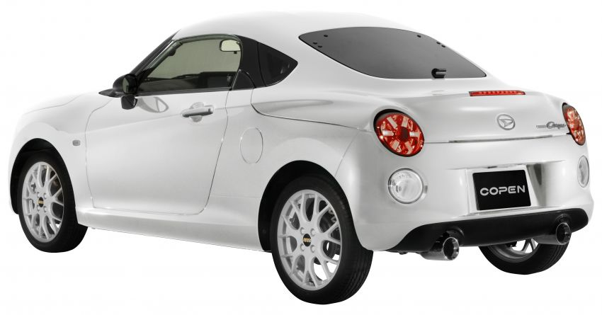 Daihatsu Copen Coupe goes on sale – only 200 units Image #904524