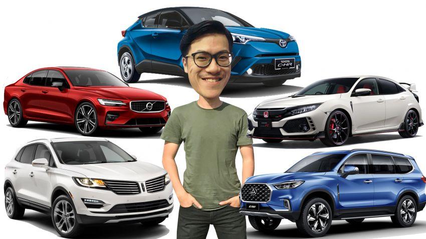 The <em>paultan.org</em> 2018 Top Five cars list – Danny Tan Image #905926