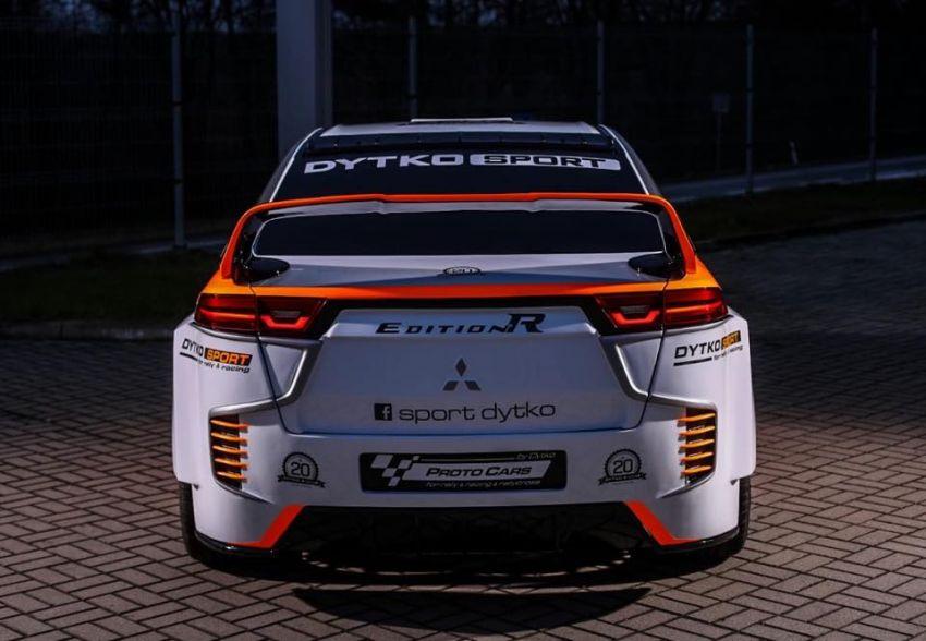 Mitsubishi Lancer Evolution Edition R oleh Dytko Sport – jelmaan Evolution XI versi '<em>fan made</em>' Image #906046