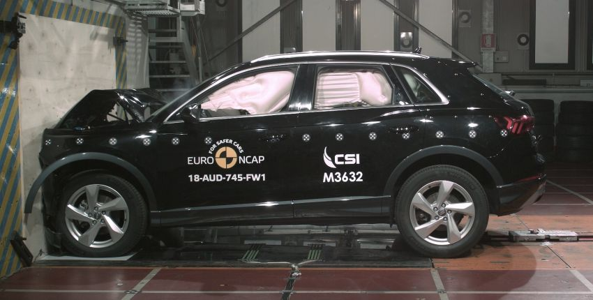 Fiat Panda gets zero-star Euro NCAP safety rating – BMW X5, Jaguar I-Pace and Volvo S60 get five stars Image #899404