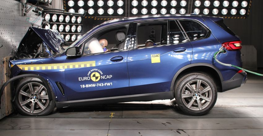 Fiat Panda gets zero-star Euro NCAP safety rating – BMW X5, Jaguar I-Pace and Volvo S60 get five stars Image #899403