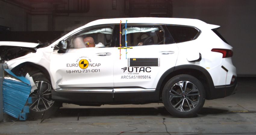 Fiat Panda gets zero-star Euro NCAP safety rating – BMW X5, Jaguar I-Pace and Volvo S60 get five stars Image #899400
