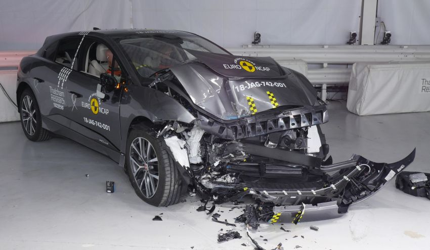Fiat Panda gets zero-star Euro NCAP safety rating – BMW X5, Jaguar I-Pace and Volvo S60 get five stars Image #899399