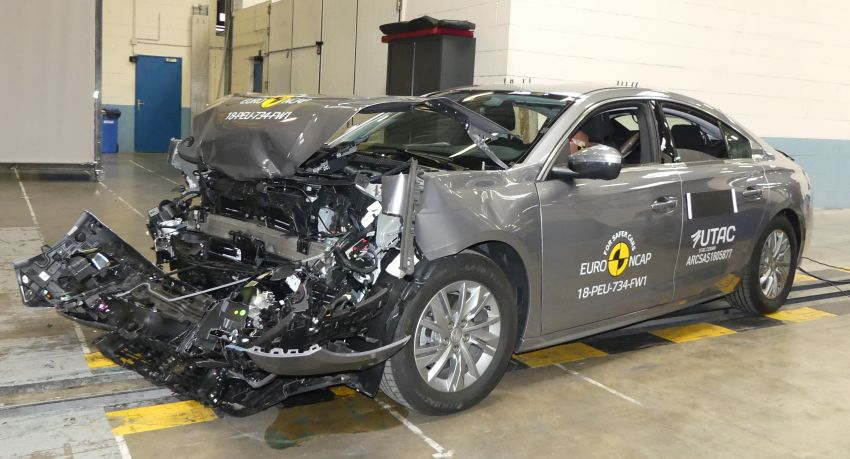 Fiat Panda gets zero-star Euro NCAP safety rating – BMW X5, Jaguar I-Pace and Volvo S60 get five stars Image #899402