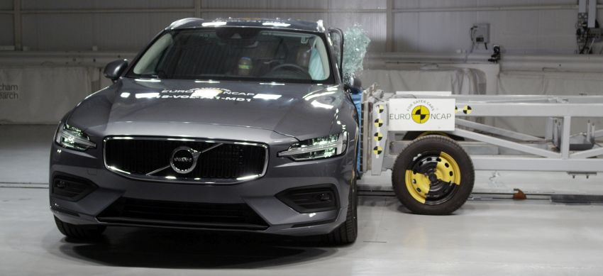 Fiat Panda gets zero-star Euro NCAP safety rating – BMW X5, Jaguar I-Pace and Volvo S60 get five stars Image #899396