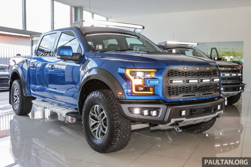 Ford F-150 Raptor now available in Malaysia – CKD right-hand drive, 450 hp 3.5L twin-turbo V6, RM788k Image #905418