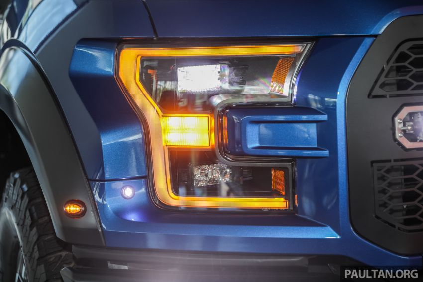 Ford F-150 Raptor now available in Malaysia – CKD right-hand drive, 450 hp 3.5L twin-turbo V6, RM788k Image #905427