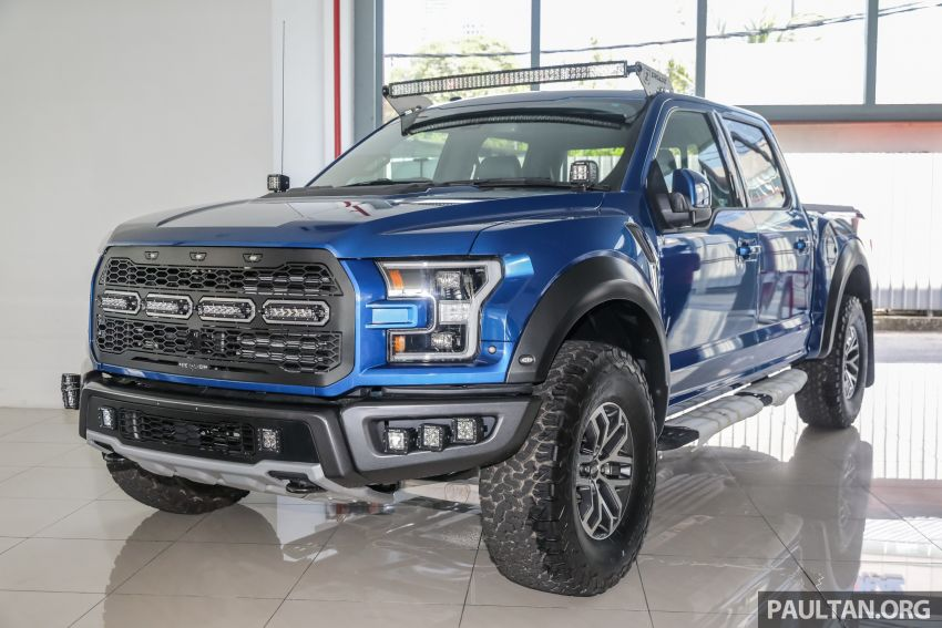 Ford F-150 Raptor now available in Malaysia – CKD right-hand drive, 450 hp 3.5L twin-turbo V6, RM788k Image #905419