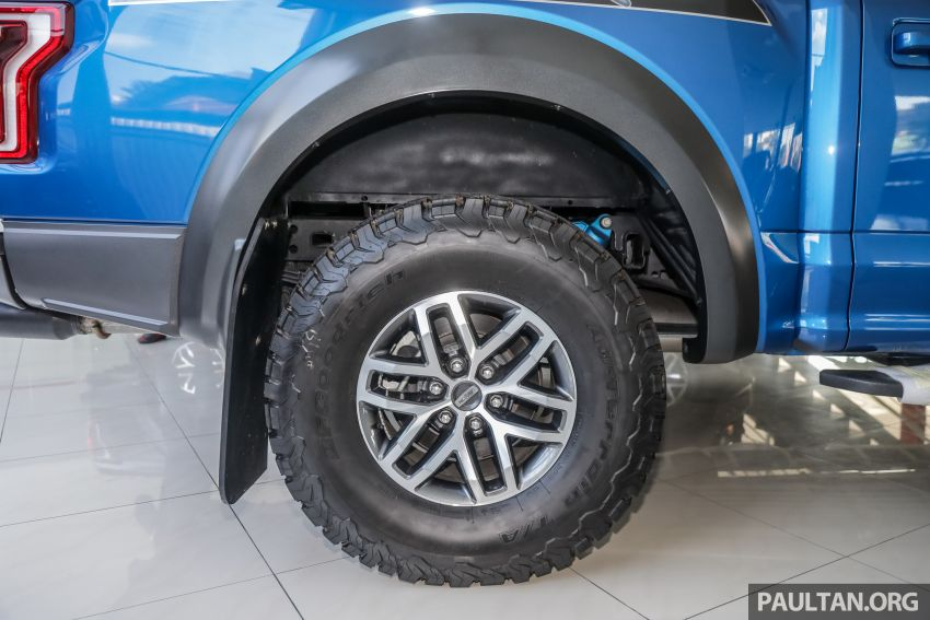 Ford F-150 Raptor now available in Malaysia – CKD right-hand drive, 450 hp 3.5L twin-turbo V6, RM788k Image #905439