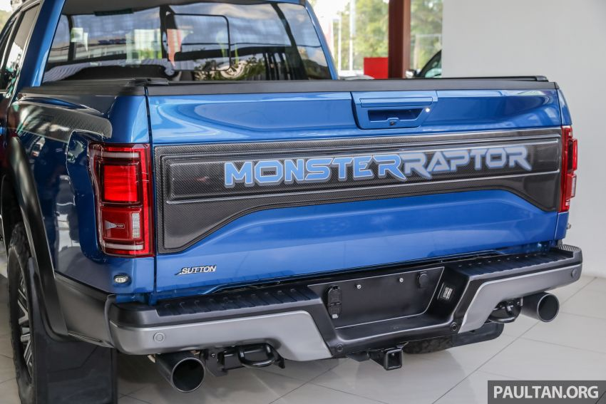 Ford F-150 Raptor now available in Malaysia – CKD right-hand drive, 450 hp 3.5L twin-turbo V6, RM788k Image #905441