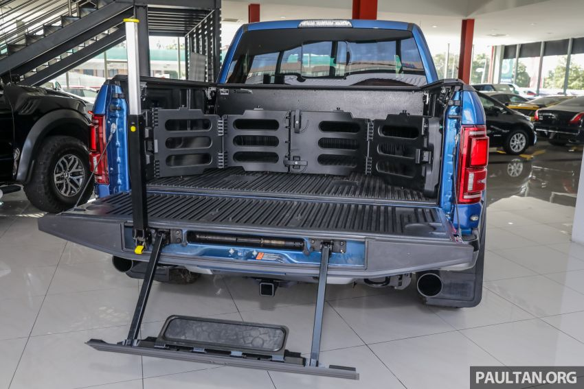 Ford F-150 Raptor now available in Malaysia – CKD right-hand drive, 450 hp 3.5L twin-turbo V6, RM788k Image #905447