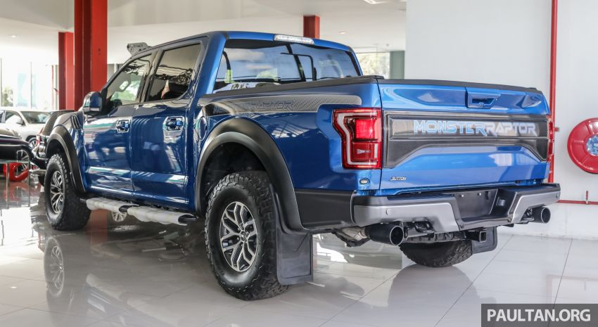 Ford F-150 Raptor now available in Malaysia – CKD right-hand drive, 450 hp 3.5L twin-turbo V6, RM788k Image #905421