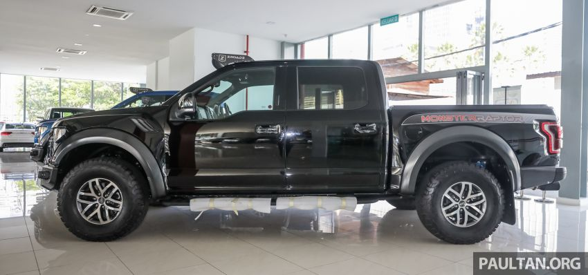 Ford F-150 Raptor now available in Malaysia – CKD right-hand drive, 450 hp 3.5L twin-turbo V6, RM788k Image #905422