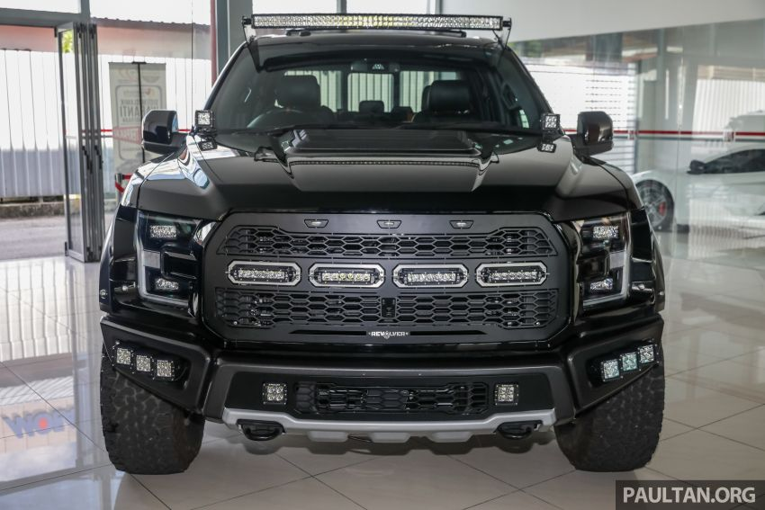 Ford F-150 Raptor now available in Malaysia – CKD right-hand drive, 450 hp 3.5L twin-turbo V6, RM788k Image #905423