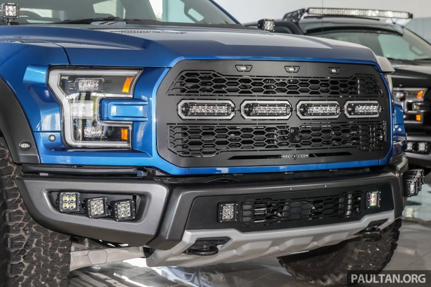 Ford F-150 Raptor now available in Malaysia – CKD right-hand drive, 450 hp 3.5L twin-turbo V6, RM788k Image #905425