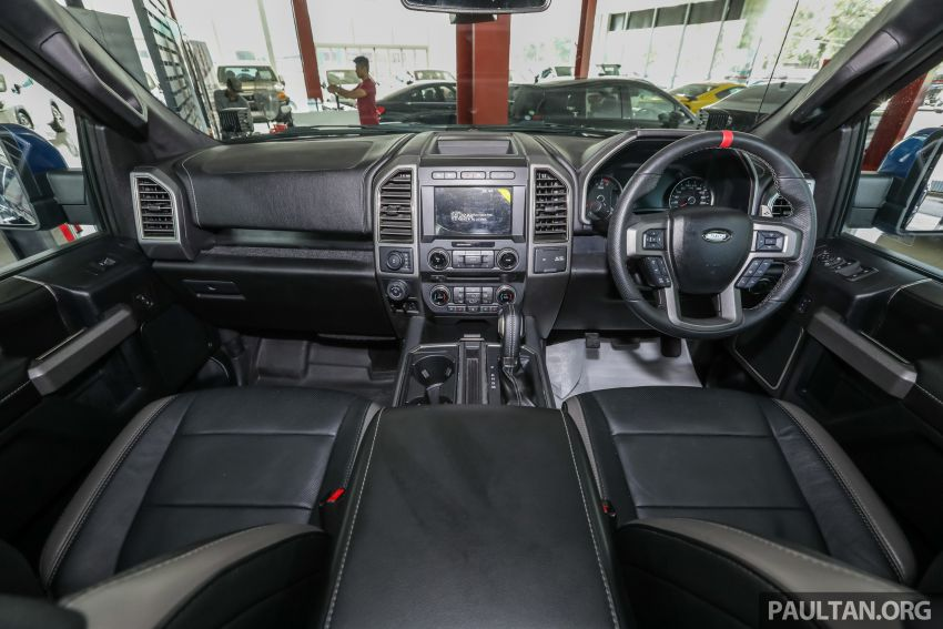 Ford F-150 Raptor now available in Malaysia – CKD right-hand drive, 450 hp 3.5L twin-turbo V6, RM788k Image #905452