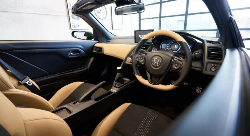 Honda S660 Trad Leather Edition launched in Japan Image #904493