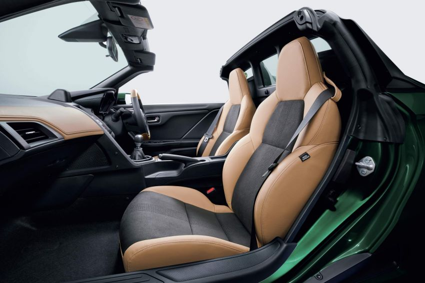 Honda S660 Trad Leather Edition launched in Japan Image #904484