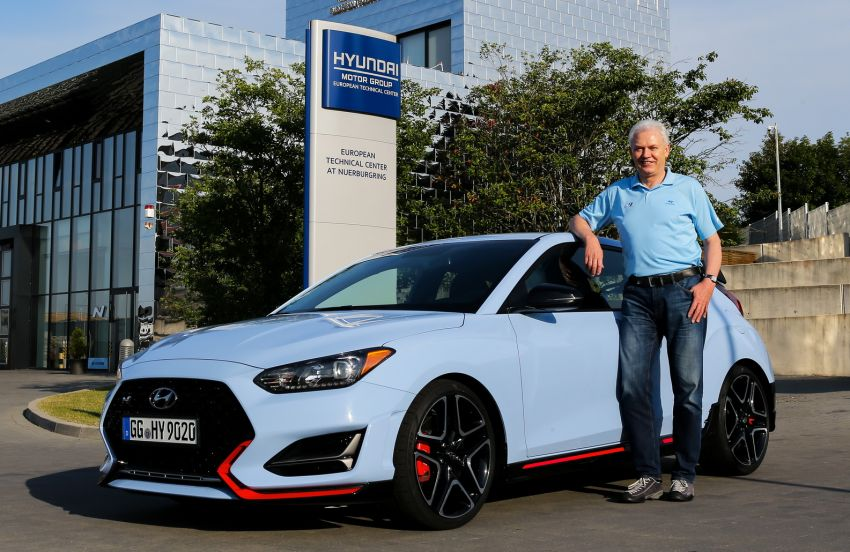 Hyundai reshuffles exec roles, Biermann to lead R&D Image #903237