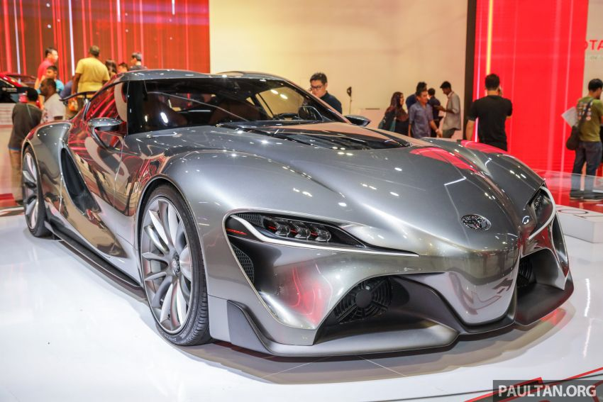 A90 Toyota Supra leaked well ahead of debut next year Image #901724