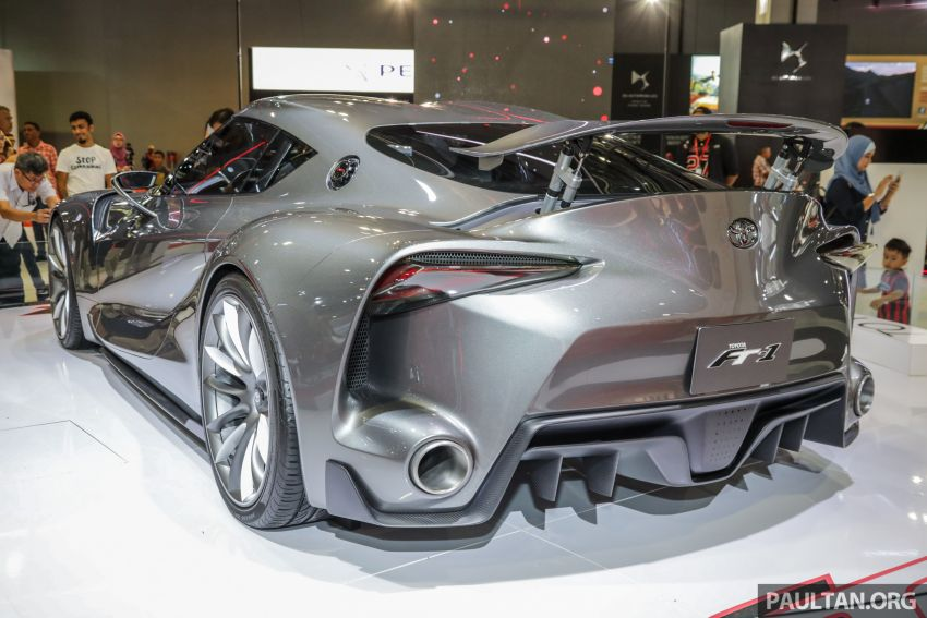 A90 Toyota Supra leaked well ahead of debut next year Image #901725