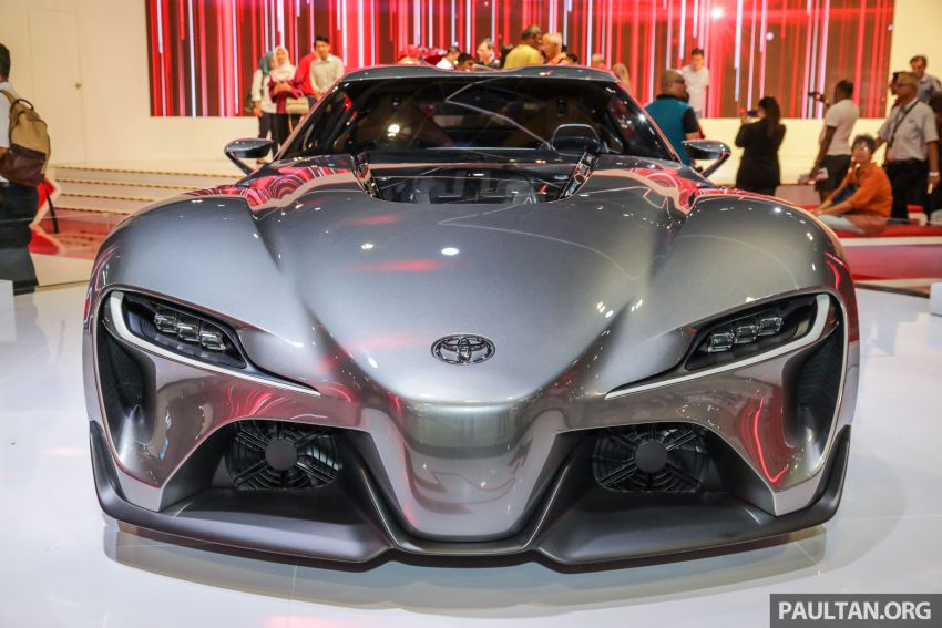 A90 Toyota Supra leaked well ahead of debut next year Image #901728