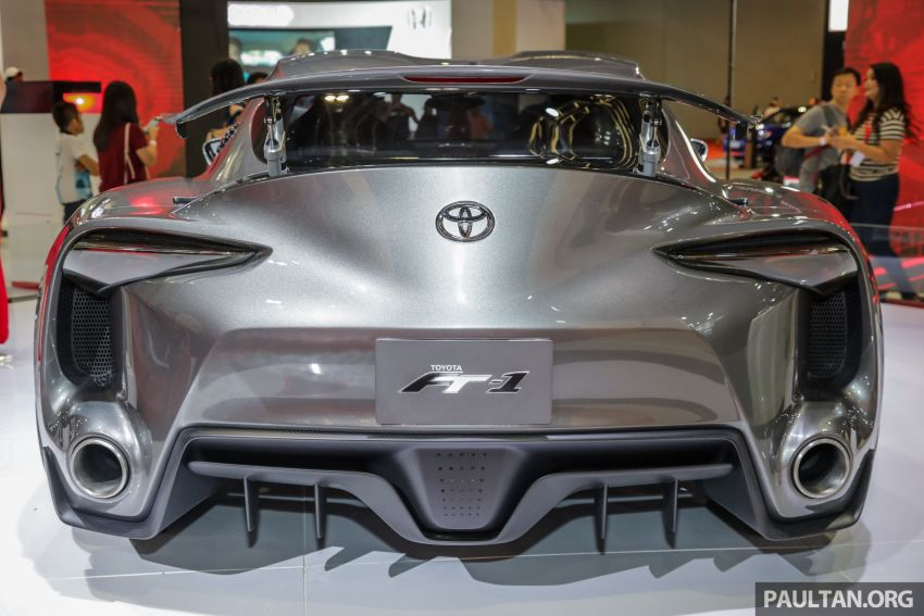 A90 Toyota Supra leaked well ahead of debut next year Image #901729