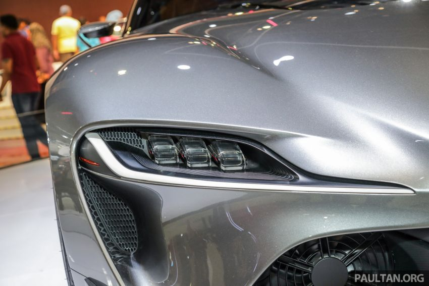 A90 Toyota Supra leaked well ahead of debut next year Image #901731