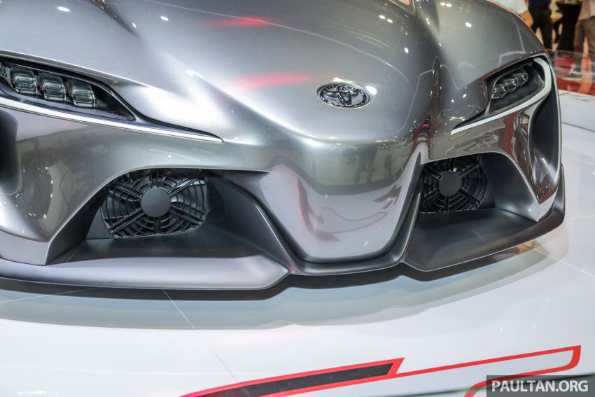 A90 Toyota Supra leaked well ahead of debut next year Image #901733