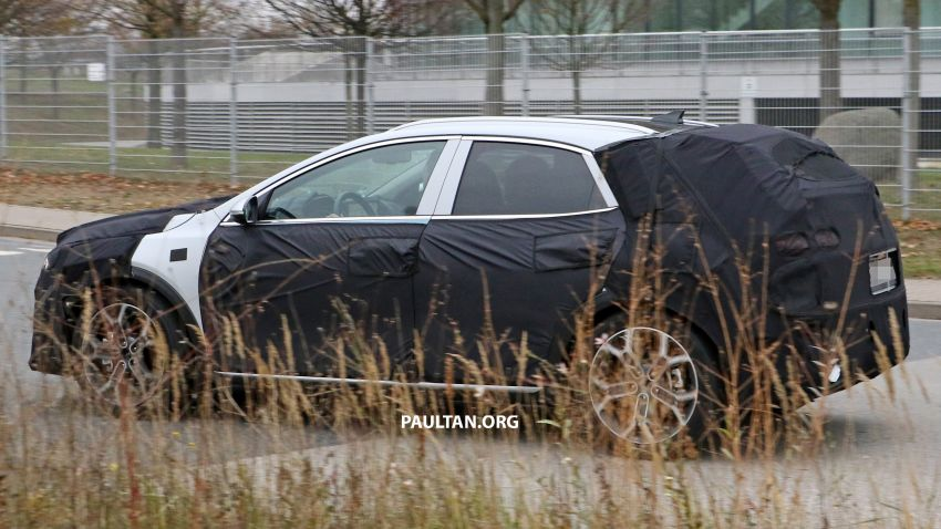 SPYSHOTS: Kia Ceed crossover gets rugged looks Image #898512