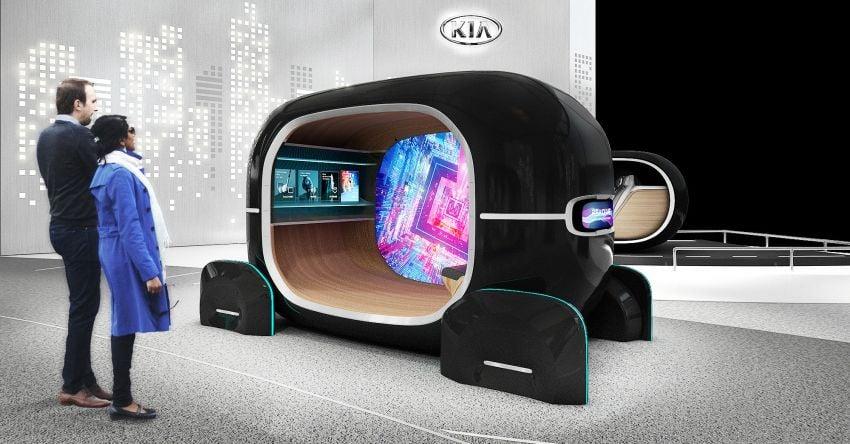 Kia to showcase AI-based emotion recognition tech Image #904275