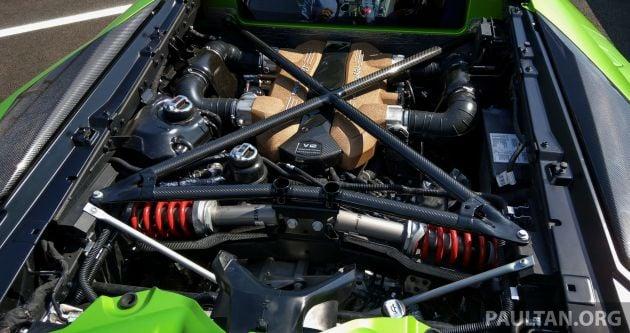 Hybrid is everything, says Lamborghini chief engineer
