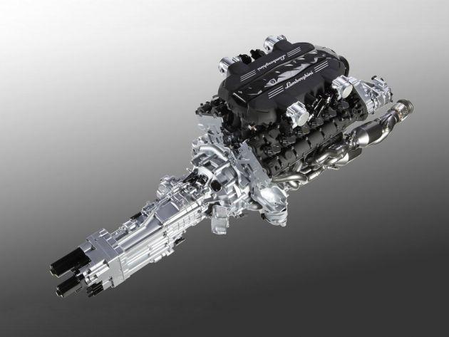 Next Lamborghini Aventador To Get Hybrid V12 Engine