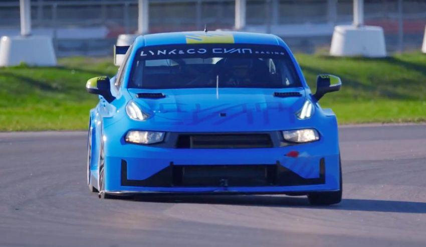 VIDEO: Lynk & Co 03 WTCR Cyan Racing lengkapkan ujian awalan di Mantorp, Sweden dan Estoril, Portugal Image #903255