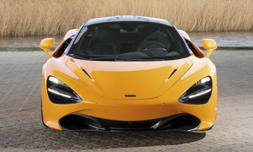 McLaren 720S Spa 68 pays tribute to 1968 F1 GP win Image #905671