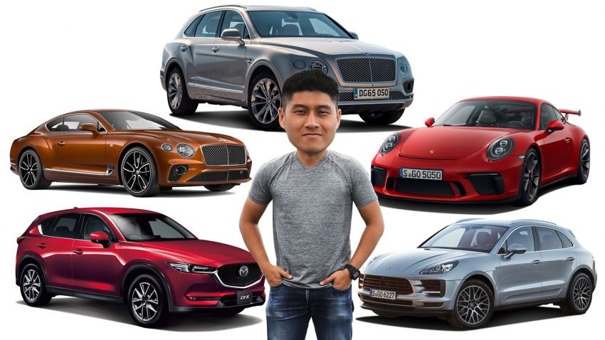 The <em>paultan.org</em> 2018 Top Five cars list – Mick Chan Image #905947