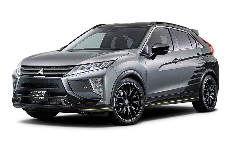Mitsubishi Eclipse Cross Street Sport dan Outlander PHEV Street Sport akan ke Tokyo Auto Salon 2019 Image #905166