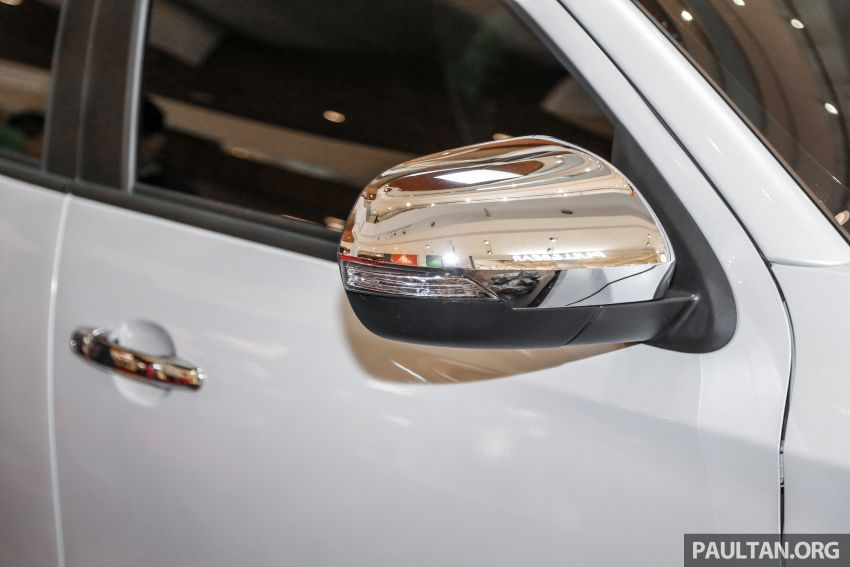 2019 Mitsubishi Triton in Adventure trim – Malaysian-spec interior revealed; Forward Collision Mitigation Image #900107