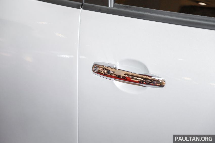 2019 Mitsubishi Triton in Adventure trim – Malaysian-spec interior revealed; Forward Collision Mitigation Image #900108