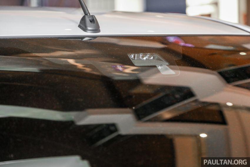 2019 Mitsubishi Triton in Adventure trim – Malaysian-spec interior revealed; Forward Collision Mitigation Image #900110