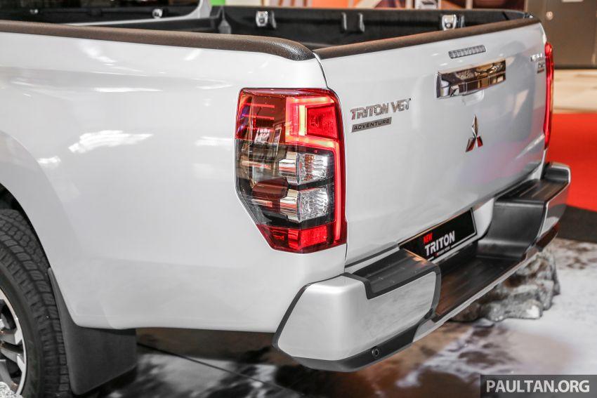 2019 Mitsubishi Triton in Adventure trim – Malaysian-spec interior revealed; Forward Collision Mitigation Image #900112