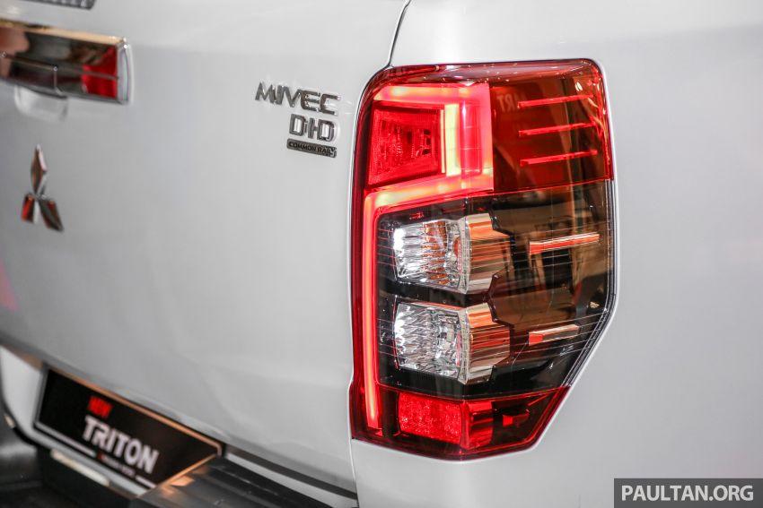 2019 Mitsubishi Triton in Adventure trim – Malaysian-spec interior revealed; Forward Collision Mitigation Image #900114