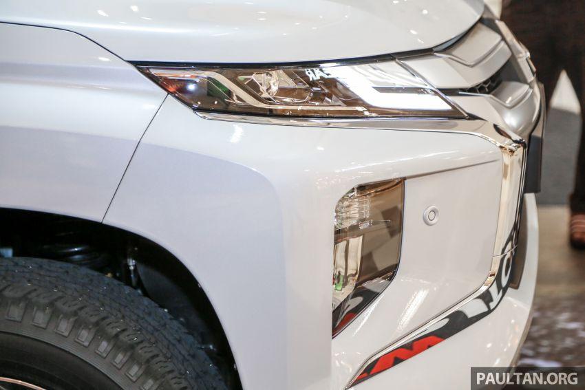 2019 Mitsubishi Triton in Adventure trim – Malaysian-spec interior revealed; Forward Collision Mitigation Image #900102