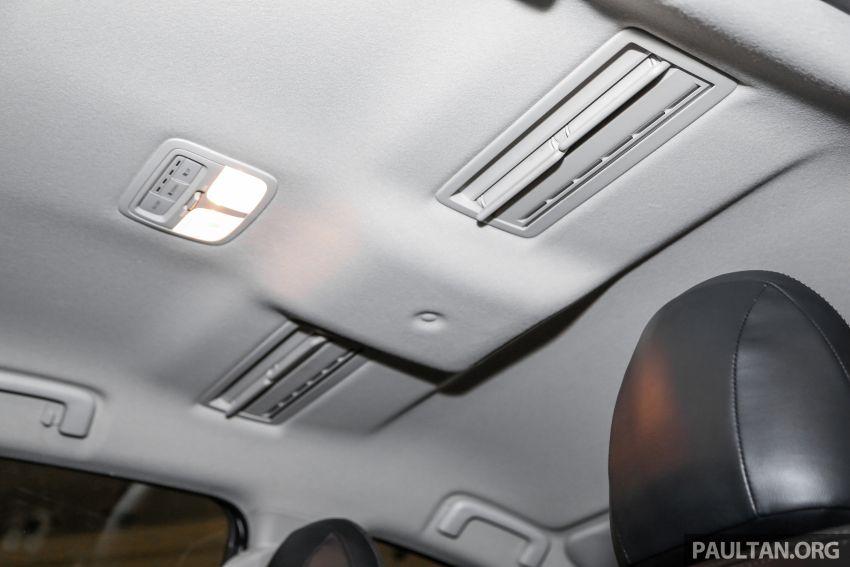 2019 Mitsubishi Triton in Adventure trim – Malaysian-spec interior revealed; Forward Collision Mitigation Image #900133