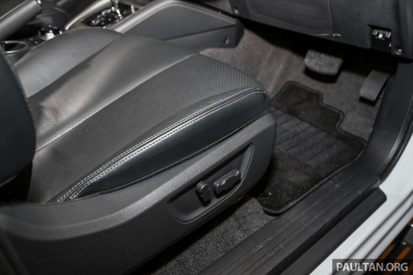 2019 Mitsubishi Triton in Adventure trim – Malaysian-spec interior revealed; Forward Collision Mitigation Image #900141