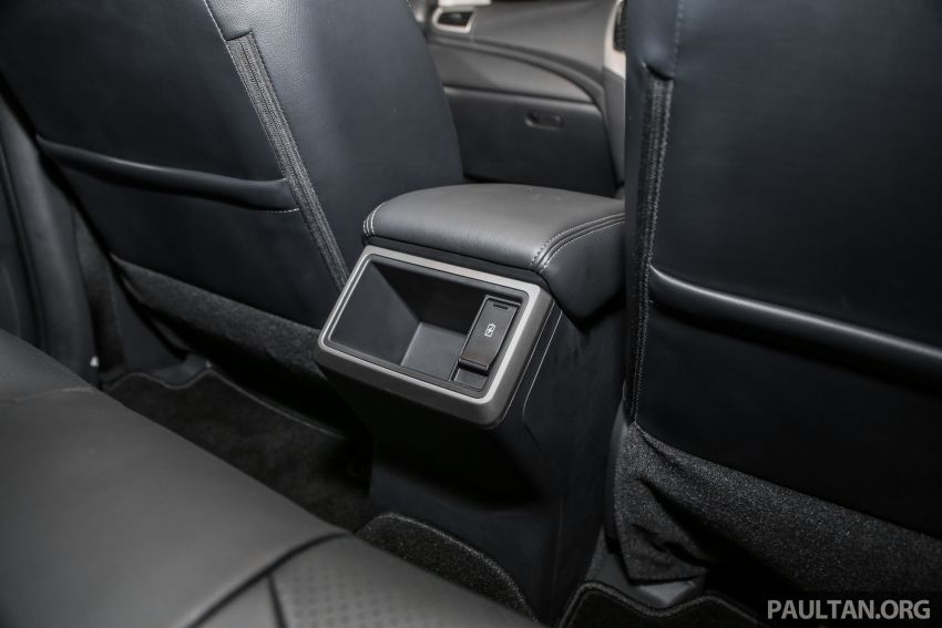 2019 Mitsubishi Triton in Adventure trim – Malaysian-spec interior revealed; Forward Collision Mitigation Image #900146