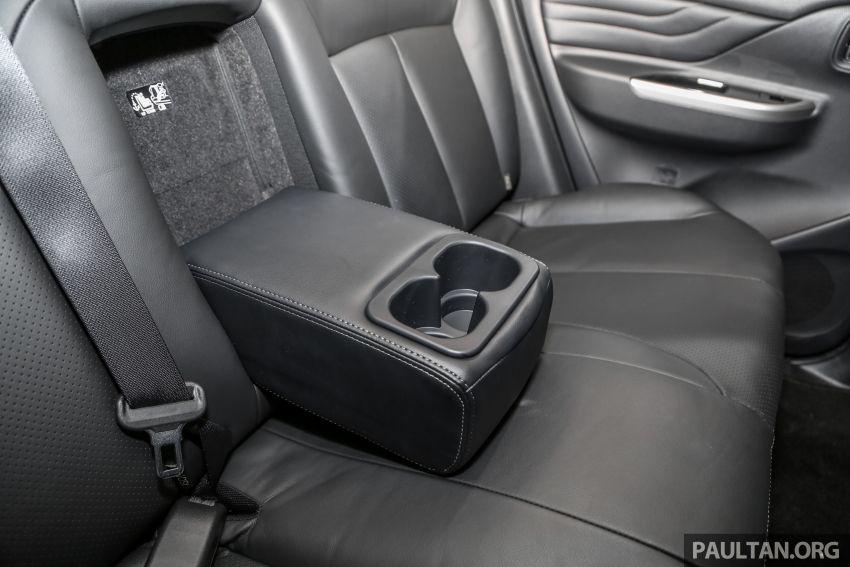 2019 Mitsubishi Triton in Adventure trim – Malaysian-spec interior revealed; Forward Collision Mitigation Image #900147