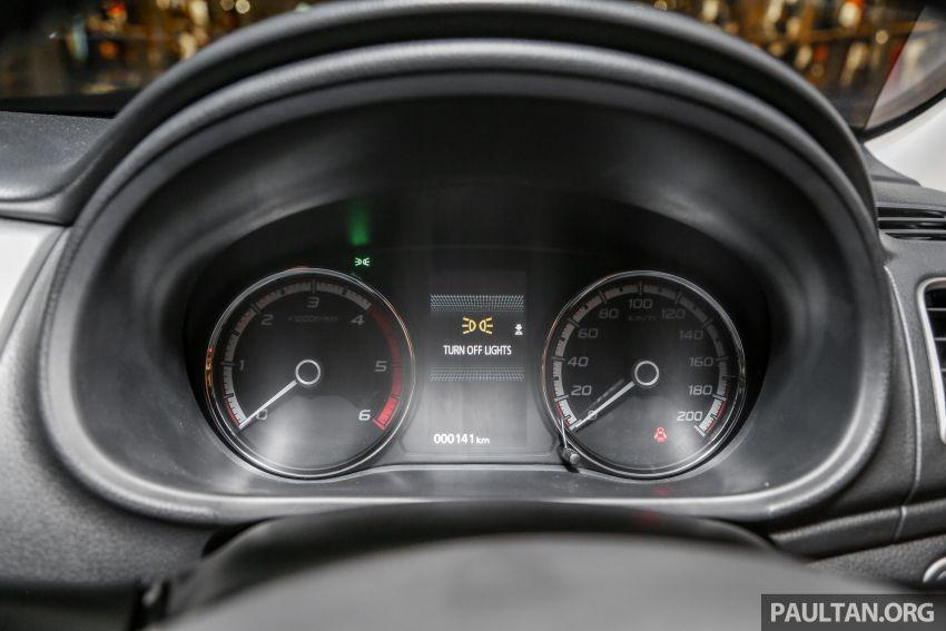 2019 Mitsubishi Triton in Adventure trim – Malaysian-spec interior revealed; Forward Collision Mitigation Image #900123