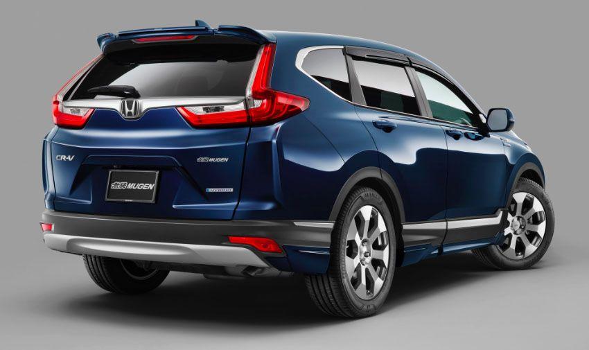 Type R Crv >> Mugen Honda akan bawa Insight, CR-V, N-Van yang ditala dan Prototaip Mugen Civic Type R ke TAS ...